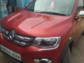 Used Renault Kwid MT for sale in Hajipur