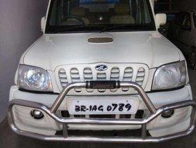 Used Mahindra Scorpio SLX 2.6 Turbo 7 Str, 2007, Diesel MT for sale in Patna