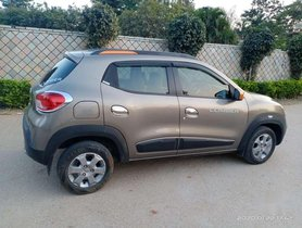 Used Renault Kwid RXT Manual Climber, 2017, Petrol MT for sale in Hyderabad