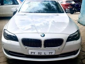 2011 BMW 5 Series AT for sale in Chennai