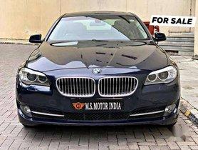 Used BMW 5 Series 520d Sedan, 2011, Diesel AT for sale in Kolkata