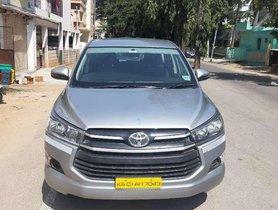 Toyota INNOVA CRYSTA 2.4 GX Manual, 2018, Diesel MT for sale in Nagar