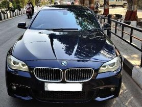 Used BMW 5 Series 530d AT for sale in Surat