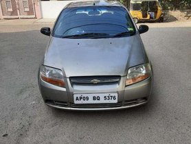 Used Chevrolet Aveo 1.4 2008 MT for sale in Hyderabad