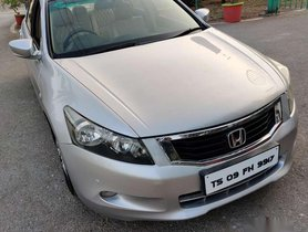 Used Honda Accord 2.4 VTi-L Manual, 2008, Petrol MT for sale in Hyderabad