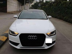 Used 2014 Audi A4 AT for sale in Mumbai