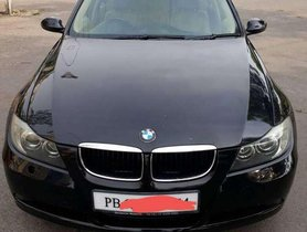 Used 2008 BMW 3 Series AT for sale in Ludhiana
