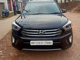 Used Hyundai Creta 1.6 SX, 2016, Diesel MT for sale in Patna