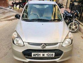 Used 2013 Maruti Suzuki Alto 800 LXI MT for sale in Hyderabad