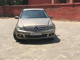 Used 2011 Mercedes Benz C-Class 220 MT for sale in Amritsar