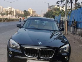 BMW X1 sDrive20d(H), 2012, Diesel AT for sale in Mumbai