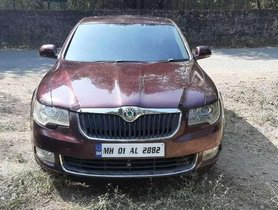 Skoda Superb 2009 AT for sale in Mumbai