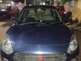 Used Maruti Suzuki Dzire VDI 2018 MT for sale in Visakhapatnam