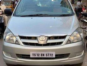 Used Toyota Innova 2008 2.5 E MT for sale in Hyderabad
