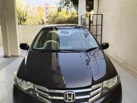Used Honda City S 2013 MT for sale in Hyderabad