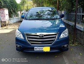 2014 Toyota Innova MT for sale in Pune