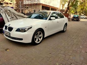 2008 BMW 5 Series AT for sale in Mumbai