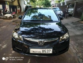 Honda Civic 1.8S Manual, 2010, Petrol MT for sale in Chennai