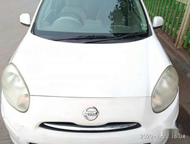 Used 2010 Nissan Micra MT for sale in Indore
