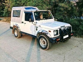 Used 1998 Maruti Suzuki Gypsy MT for sale in Indore