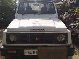 Used 2009 Maruti Suzuki Gypsy MT for sale in Dimapur
