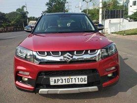 Used 2016 Maruti Suzuki Vitara Brezza ZDi MT for sale in Visakhapatnam