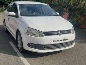 Volkswagen Vento 2012 MT for sale in Coimbatore
