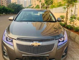 2015 Chevrolet Cruze AT for sale in Mumbai
