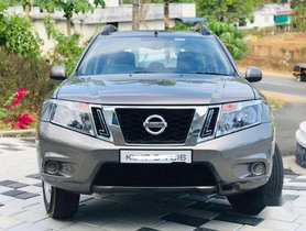 2018 Nissan Terrano MT for sale in Kochi