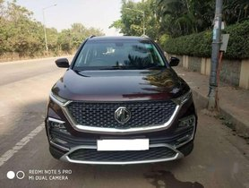 Used MG Hector AT for sale in Mumbai