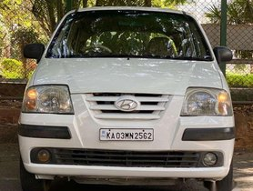 Used 2010 Hyundai Santro MT for sale in Nagar