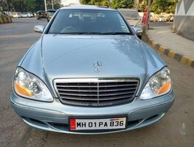 2005 Mercedes Benz S Class AT for sale in Mumbai