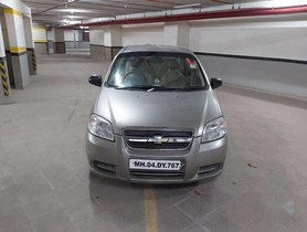 2009 Chevrolet Aveo MT for sale in Mumbai