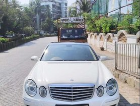 Used 2008 Mercedes Benz E Class AT for sale in Mumbai