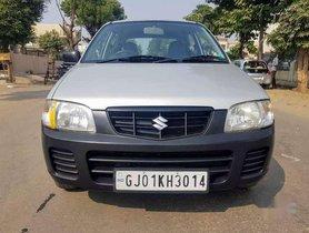 Used Maruti Suzuki Alto LXi BS-IV, 2011, Petrol MT for sale in Ahmedabad