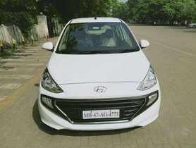 Hyundai Santro, 2018, Petrol MT for sale in Mumbai