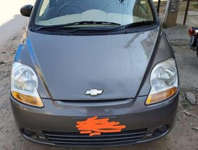 Used Chevrolet Spark 1.0 2010 MT for sale in Hyderabad