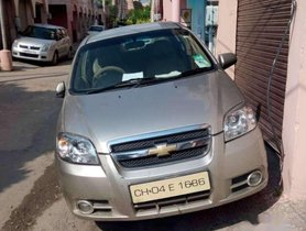Used 2008 Chevrolet Aveo MT for sale in Chandigarh