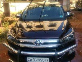 Used 2018 Toyota Innova Crysta MT for sale in Goa