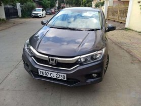 2017 Honda City ZX AT for sale in Chennai