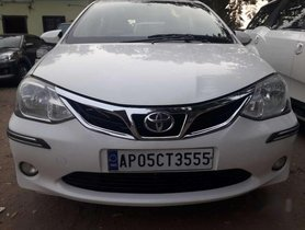 Used Toyota Etios VD, 2014, Diesel MT for sale in Vijayawada