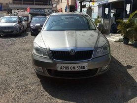 Used 2012 Skoda Laura MT for sale in Hyderabad