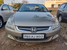Used 2008 Honda Accord AT for sale in Chandigarh