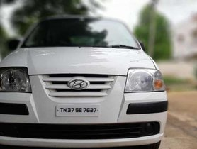 Hyundai Santro Xing GLS LPG, 2009, Petrol MT for sale in Coimbatore