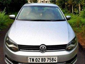 Volkswagen Polo Highline Diesel, 2014, Diesel MT for sale in Coimbatore