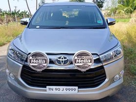Used 2016 Toyota Innova Crysta AT for sale in Erode