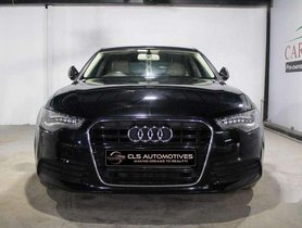 Used Audi A6 2.0 TDI Technology 2011 AT for sale in Hyderabad