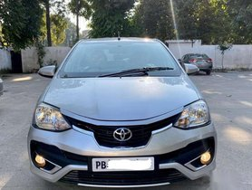 Used Toyota Etios V 2018 MT for sale in Jalandhar