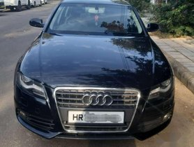 Used 2012 Audi A4 2.0 TDI AT for sale in Chandigarh