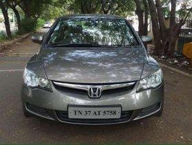 Honda Civic 1.8S Manual, 2007, Petrol MT for sale in Coimbatore